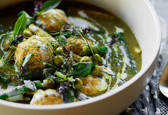 Green curry recipes