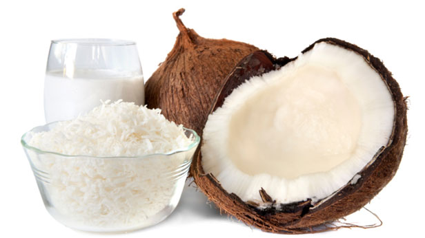 Recipes with coconut