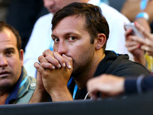 Ian Thorpe. (Getty)