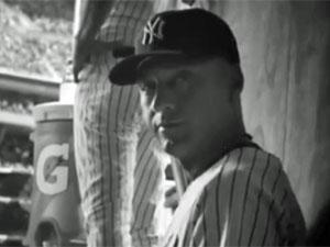 New York Yankee Derek Jeter. (supplied)