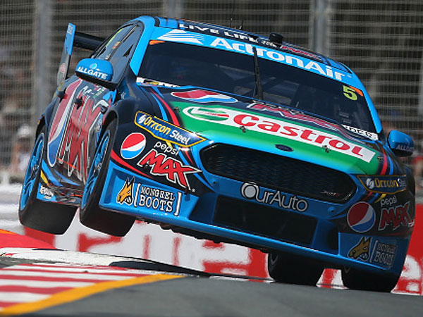 V8 Supercars championship leader Mark Winterbottom. (Getty)