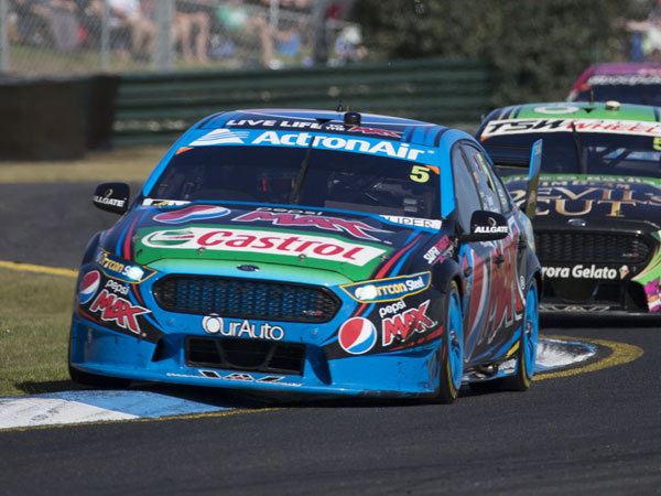 Mark Winterbottom. (AAP-file)