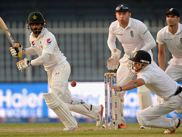 Mohammad Hafeez. (Getty)