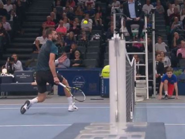 Benoit Paire. (Supplied)