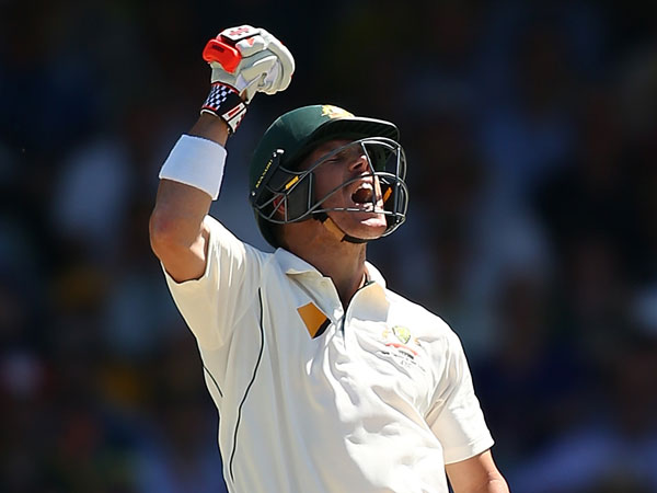 Dave Warner. (Getty)