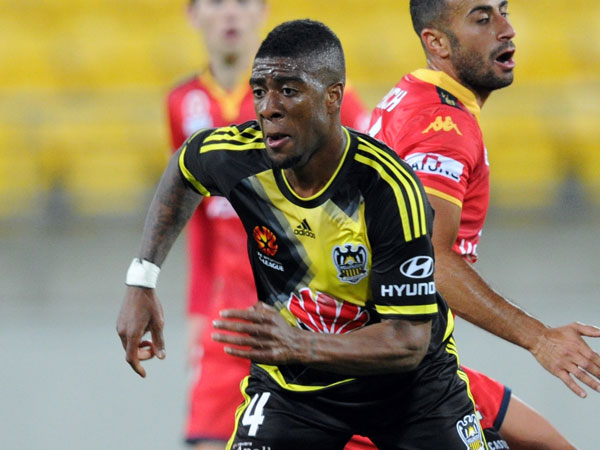 Rolieny Bonevacia scored a brace for the Phoenix. (AAP)