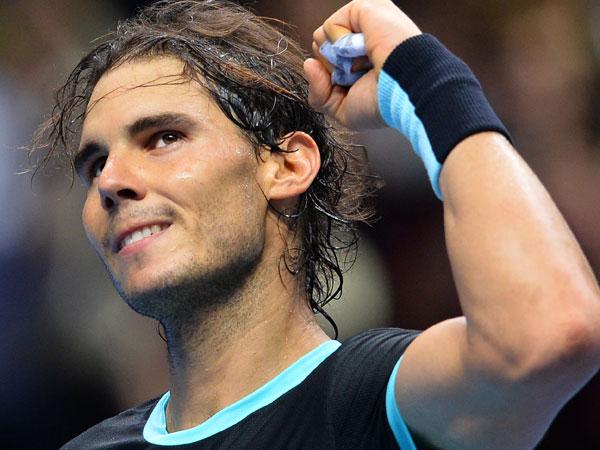 Rafael Nadal. (AFP)