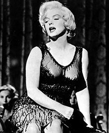 Marilyn Monroe's personal items to be auctioned