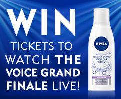 Nivea the voice competition