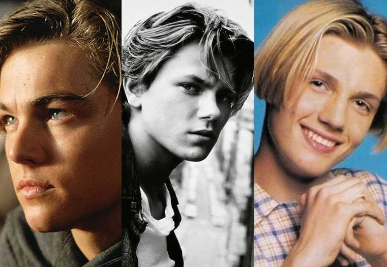 Male models who look like your '90s crush
