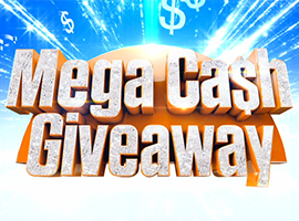 Today Mega Cash Giveaway