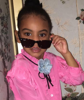 Blue Ivy came to slay