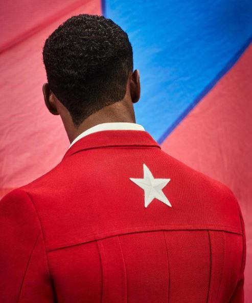 Christian Louboutin unveils Cuban Olympic uniform