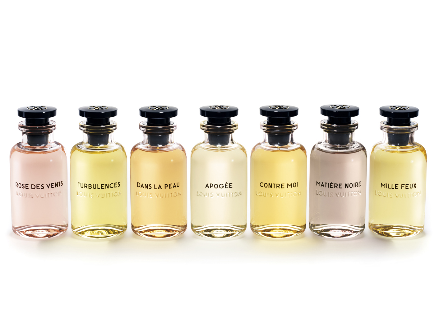 Louis Vuitton enters the fragrance fray