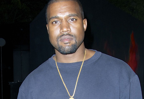 Kanye West pops up in Australia