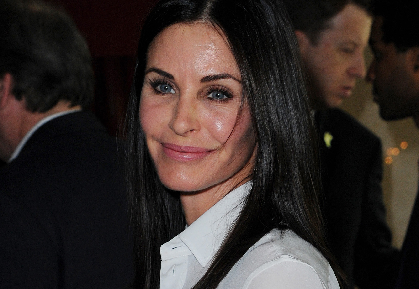 Courteney Cox reveals regrets