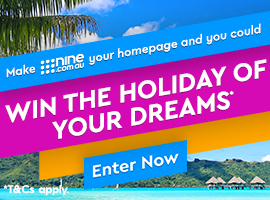 Win the holiday of your dreams