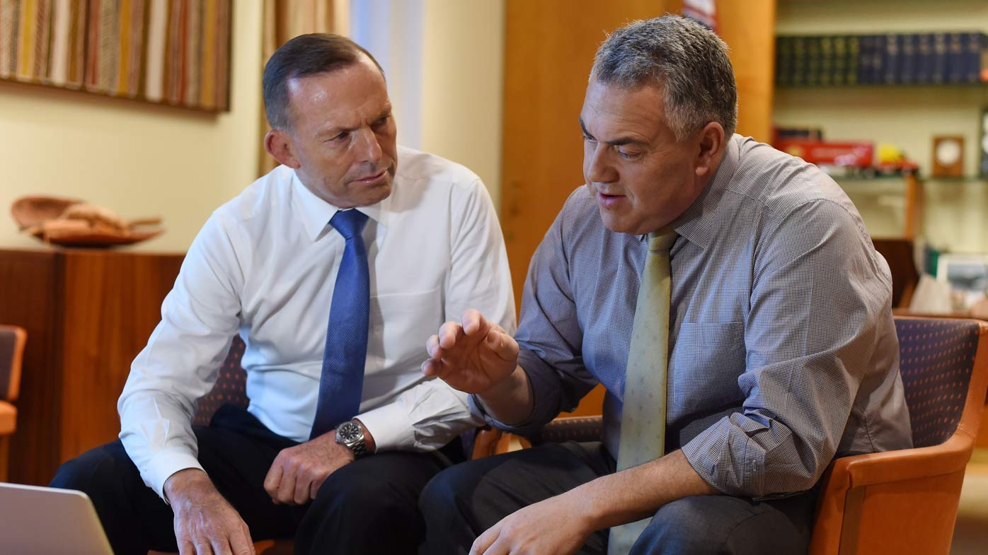 Abbott and Hockey