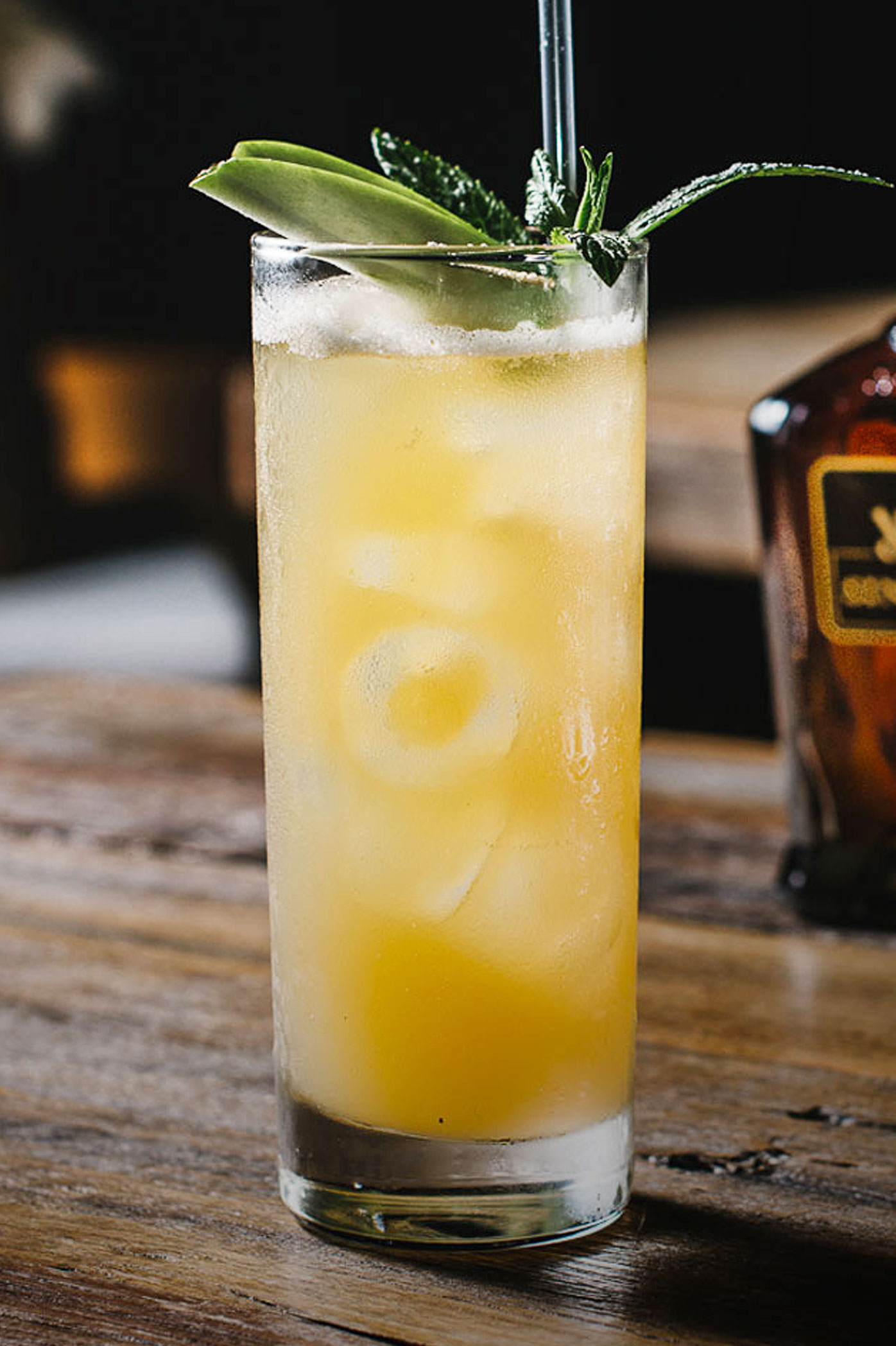 Tennessee apple whisky cocktail