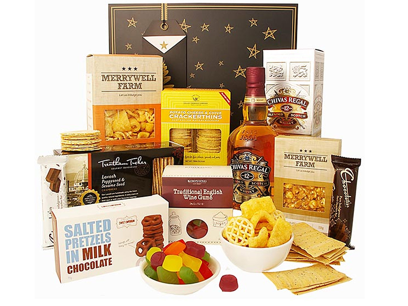 First Class Hampers