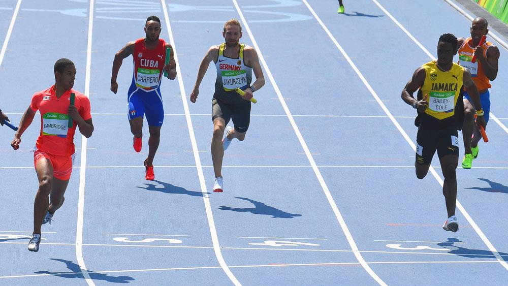 【陸上400mR】 驚愕の日本新&アジア新!日本が全体2位で決勝へ!!
