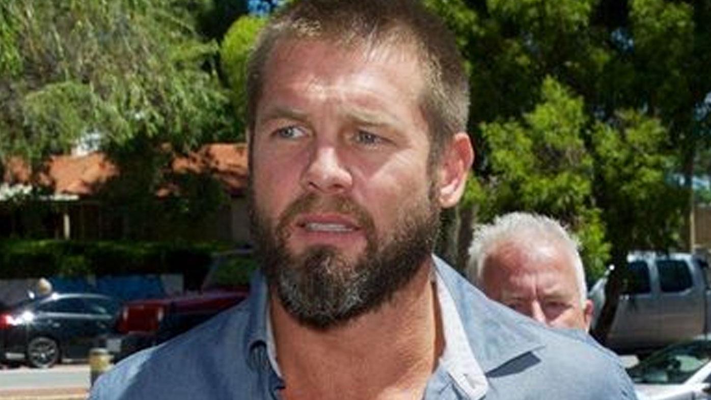 Ben Cousins facing more jail time after failing drug test
