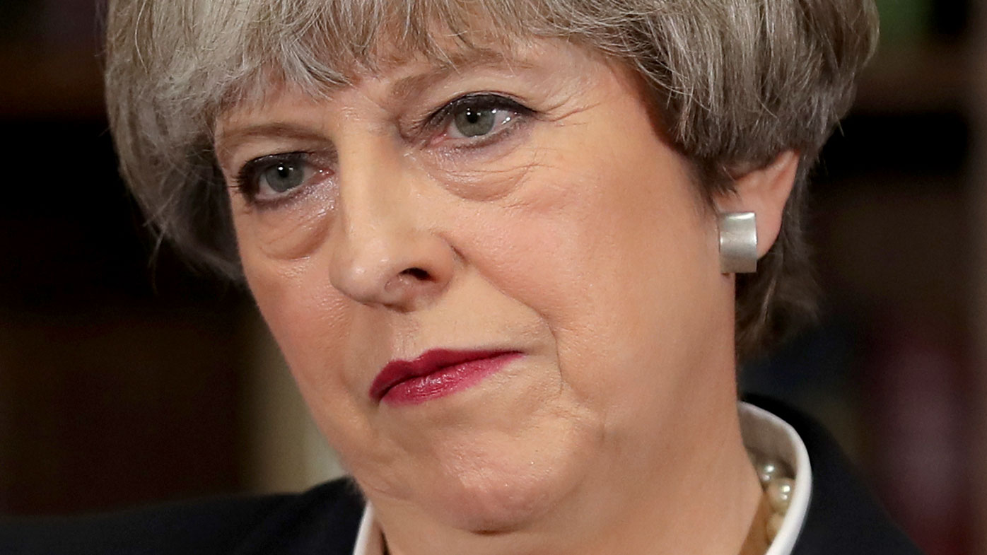 Doubts grow for Theresa May as Britons prepare to vote