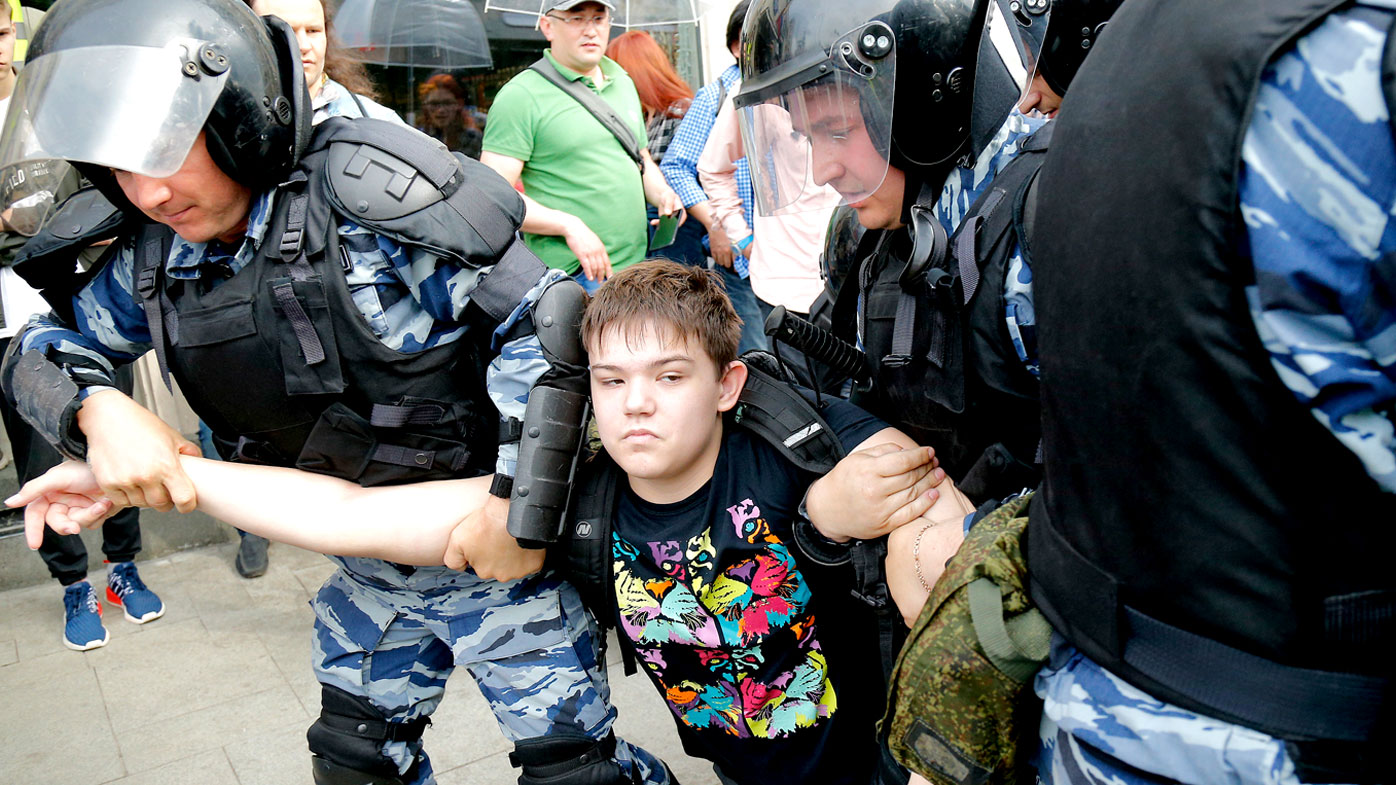 Navalny announced a big protest action in Moscow 03.09.2015 88