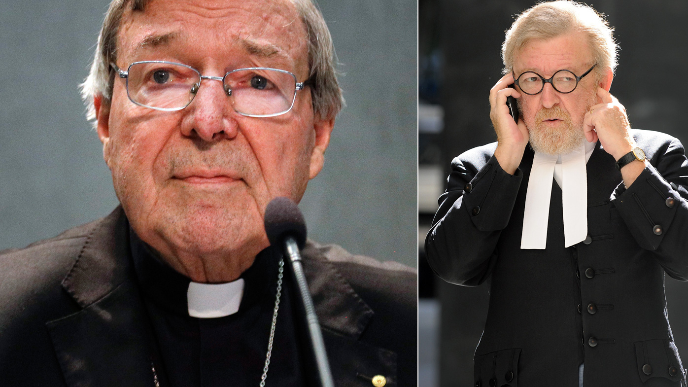 Cardinal Pell hires 'Rolls Royce' silk to defend alleged sex abuse charges