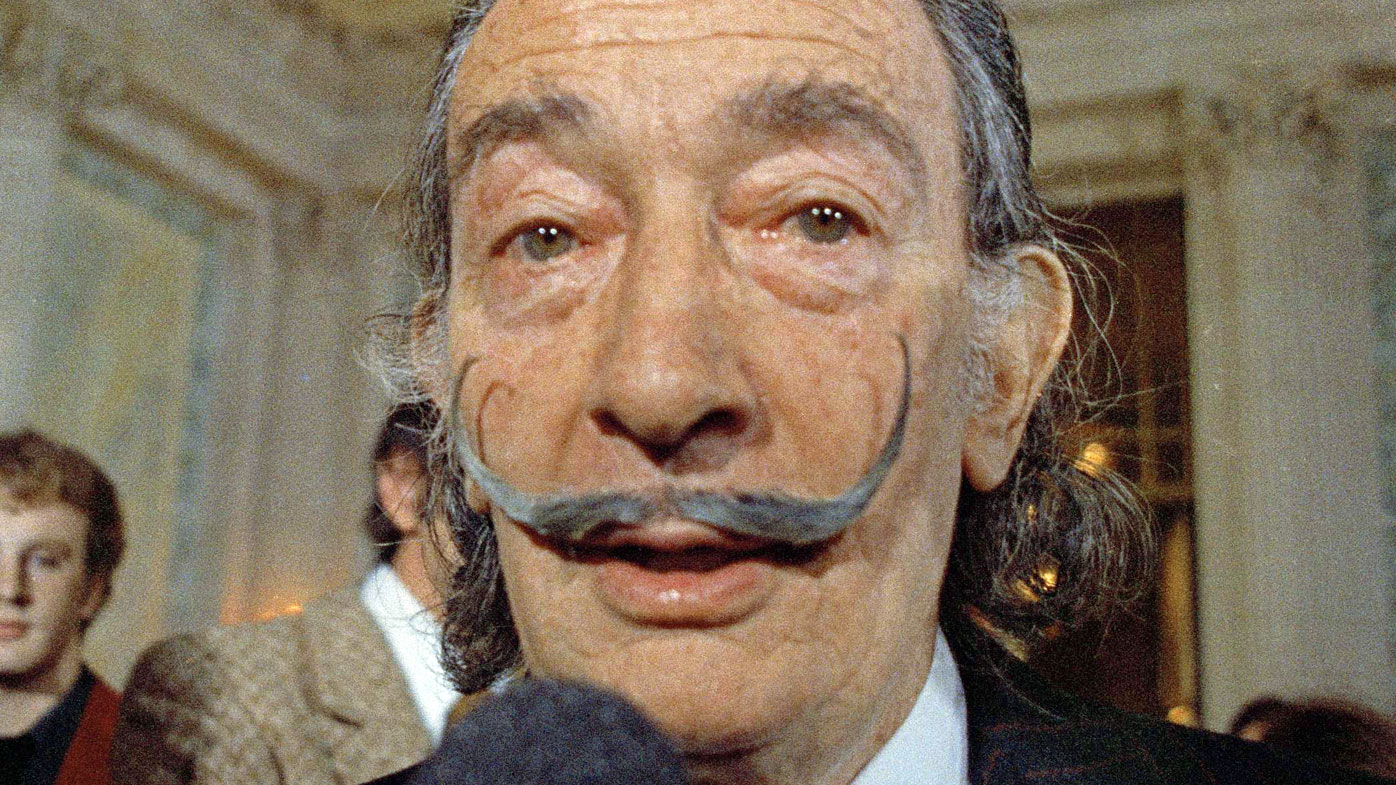 Dali's remains to be exhumed in paternity case