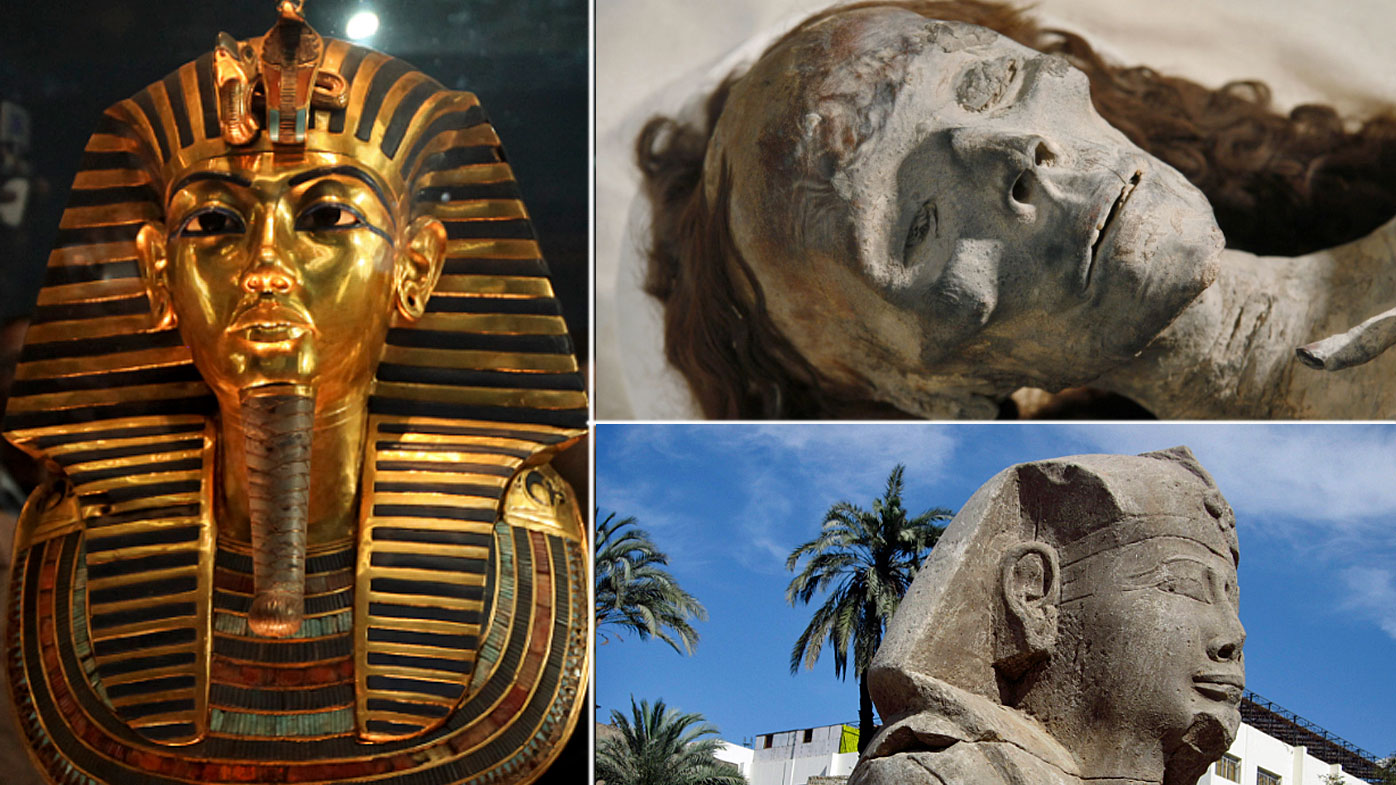 Burial site of legendary King Tut's wife close to discovery