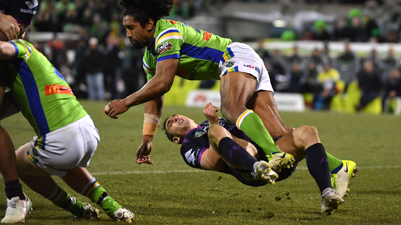Bellamy questions weighting given to different offences in NRL
