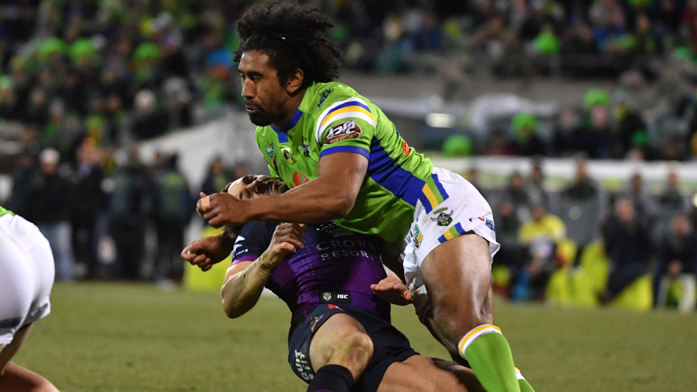 Fall-out over KO of Billy Slater to reach conclusion