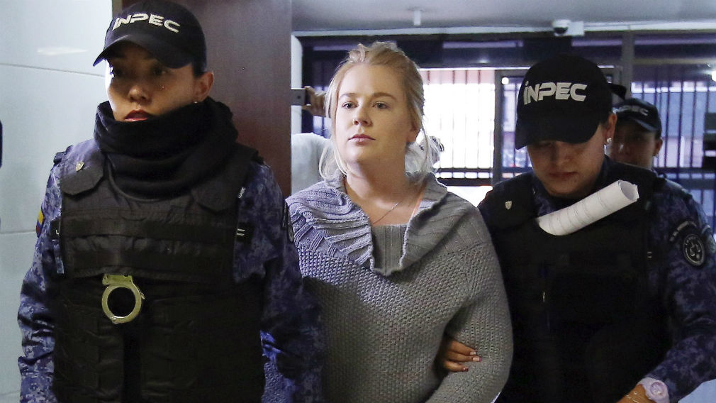 Cassie Sainsbury approaches judgement day in Bogota