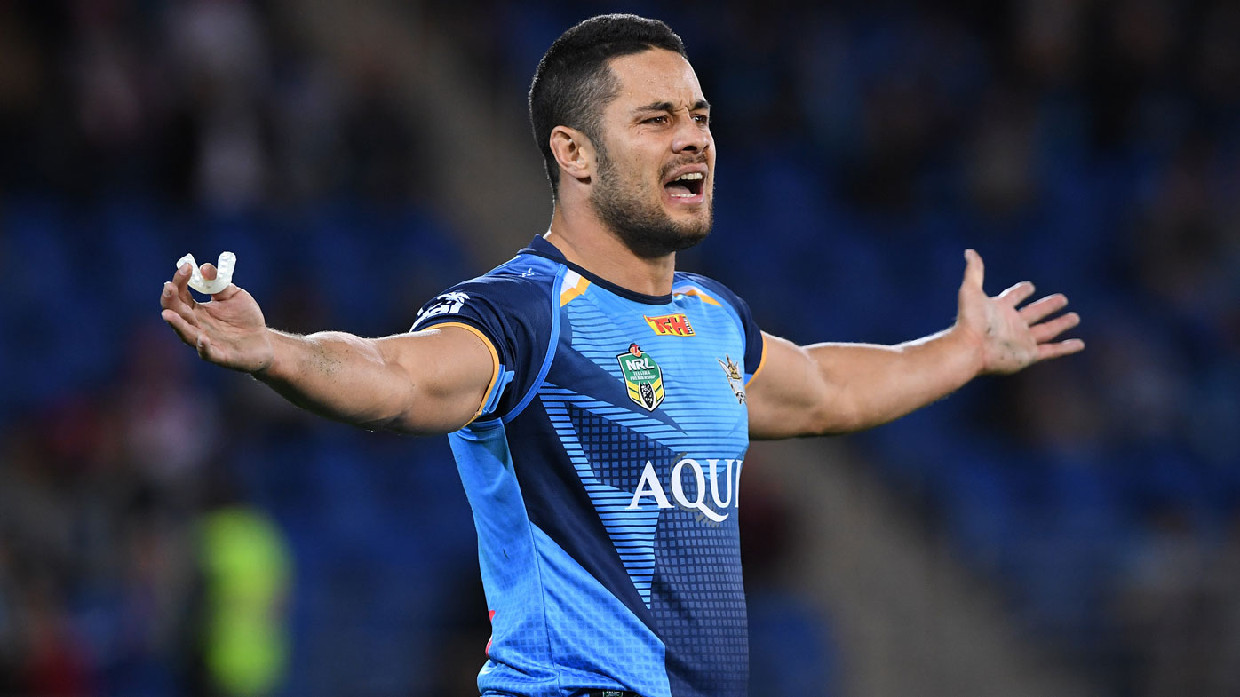 What's wrong with Jarryd Hayne