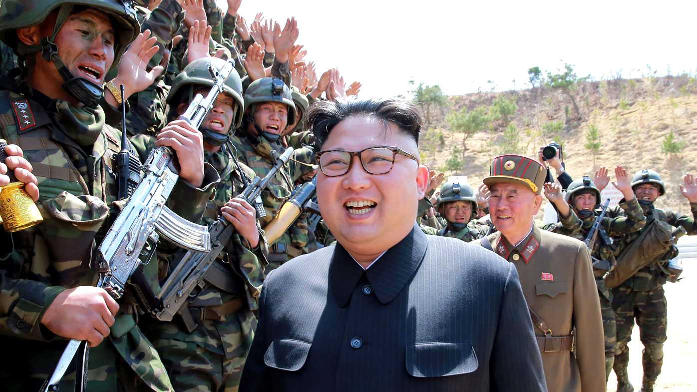 North Korea cautions 'nuclear war' as Guam wakes up to D-Day