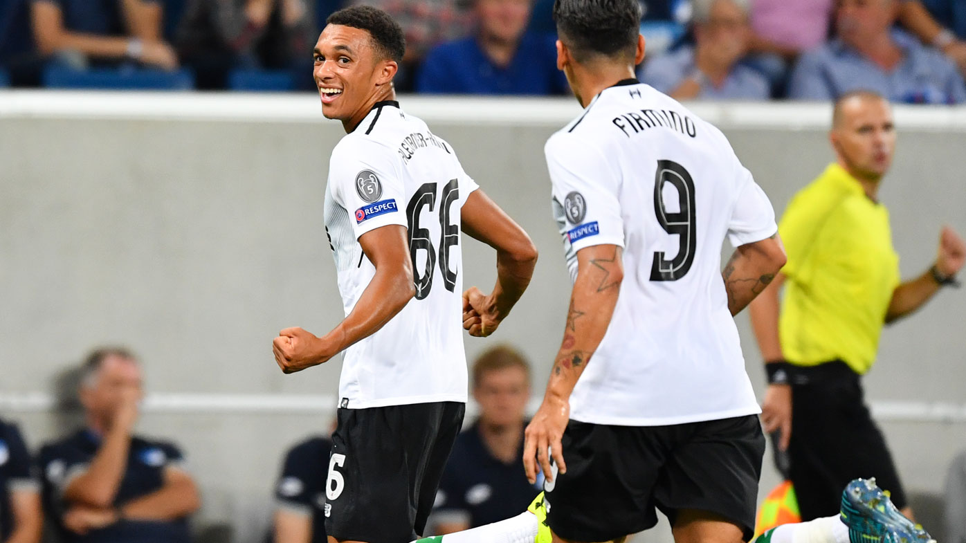 Reds take step towards Champions League spot
