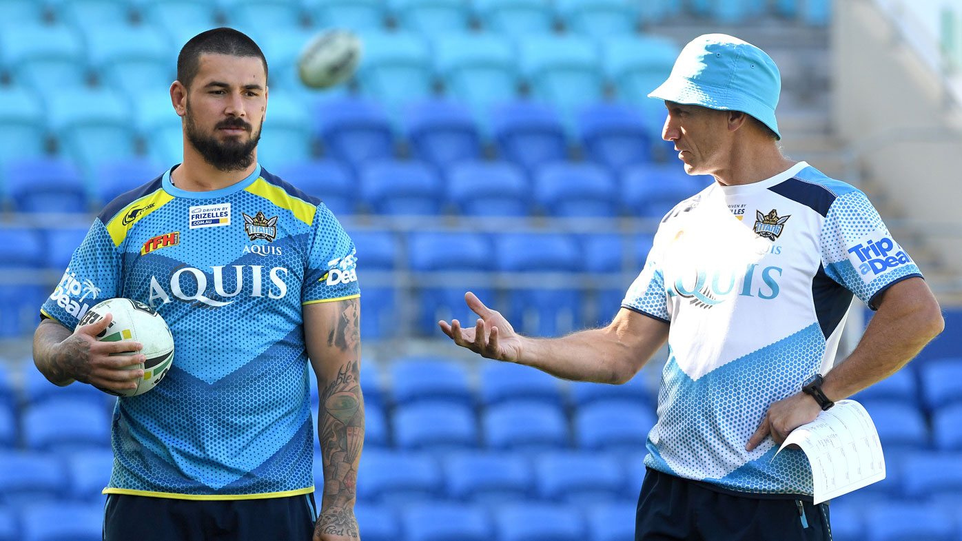 Blues hooker Peats stands by under-siege Gold Coast coach