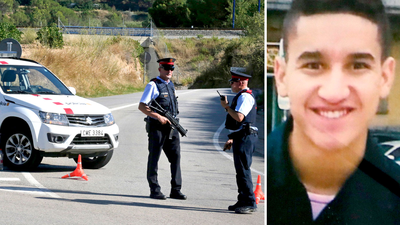 Barcelona terror suspect shot dead