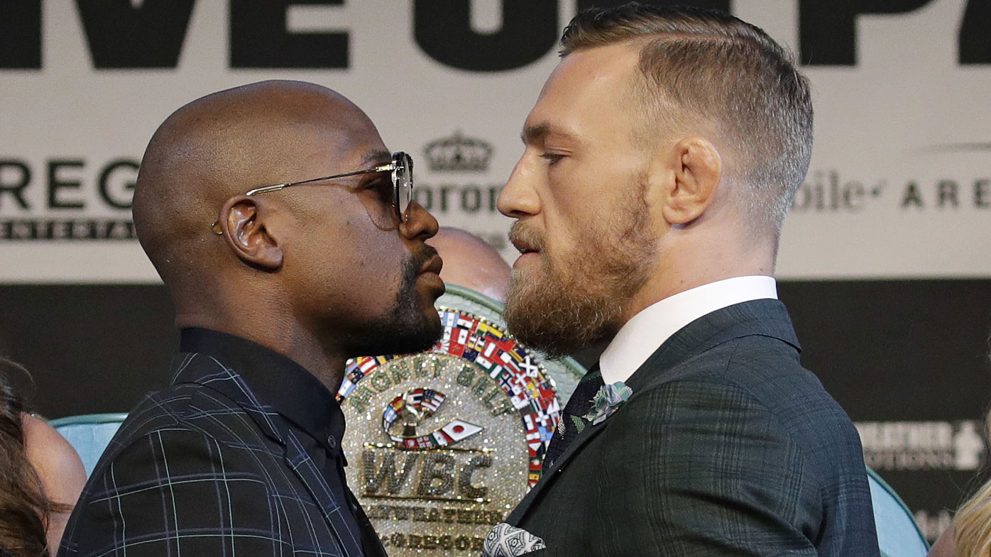 McGregor doubles down on Mayweather ahead of Vegas showdown