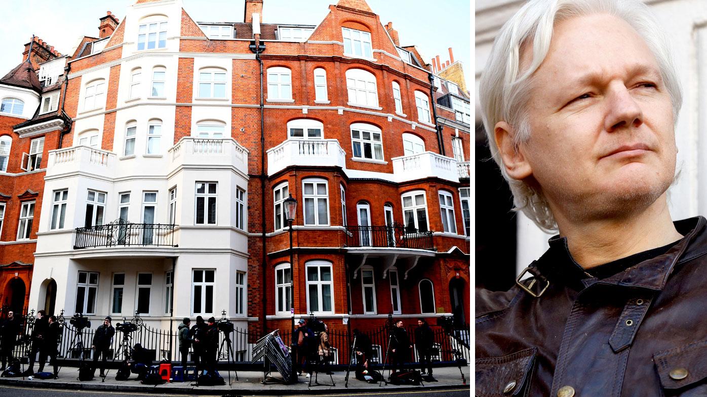 Julian Assange to launch legal action against Ecuador
