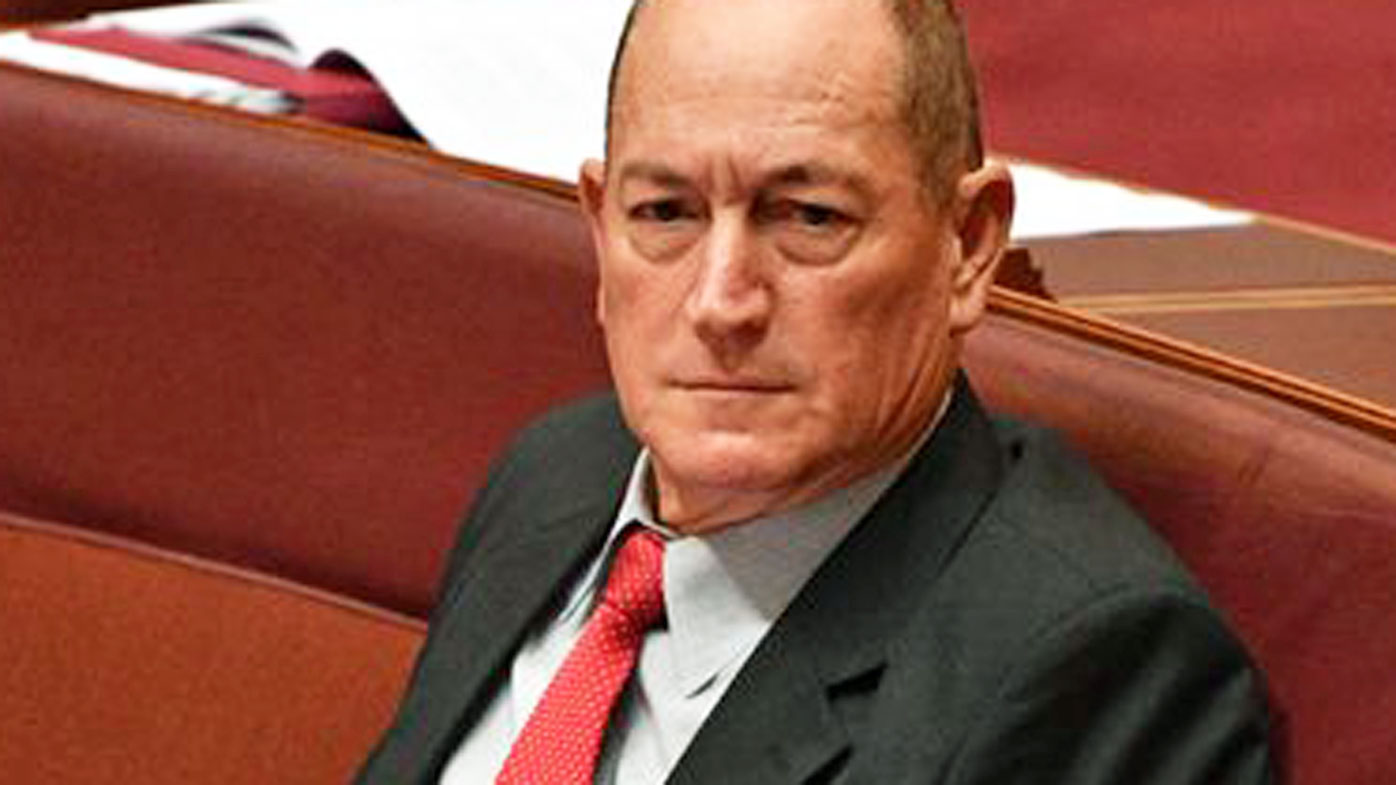 Senator Fraser Anning Dumped By KAP Over 'racist' Language