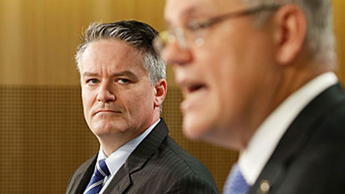 Cormann 'sorry for way' Turnbull coup played out