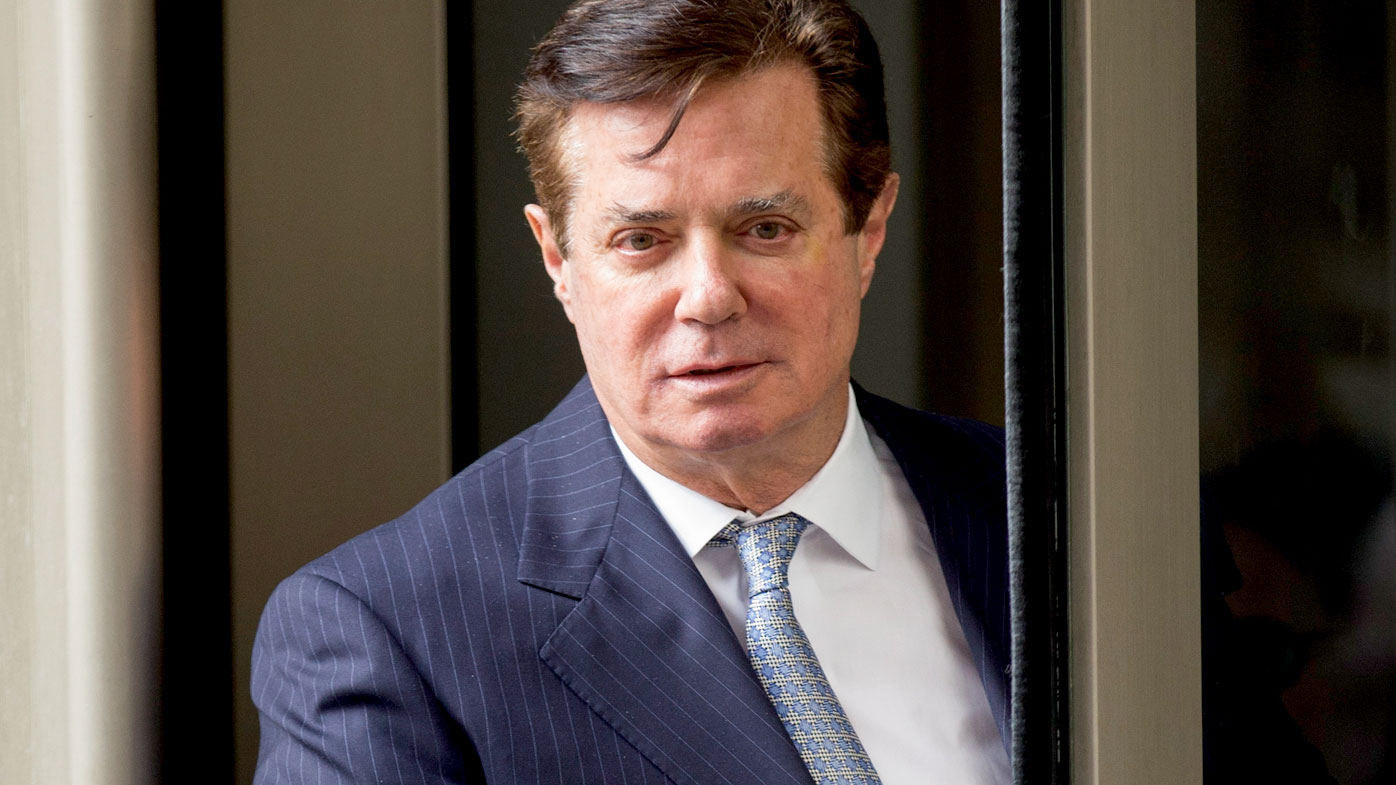 Former Trump campaign chairman Paul Manafort to 'plead guilty'