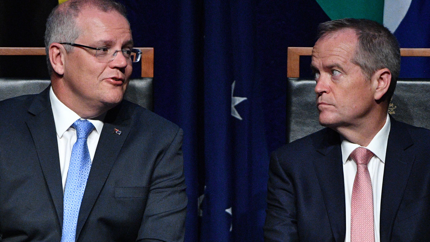 Coalition trails, Shorten closes gap in year's last Newspoll
