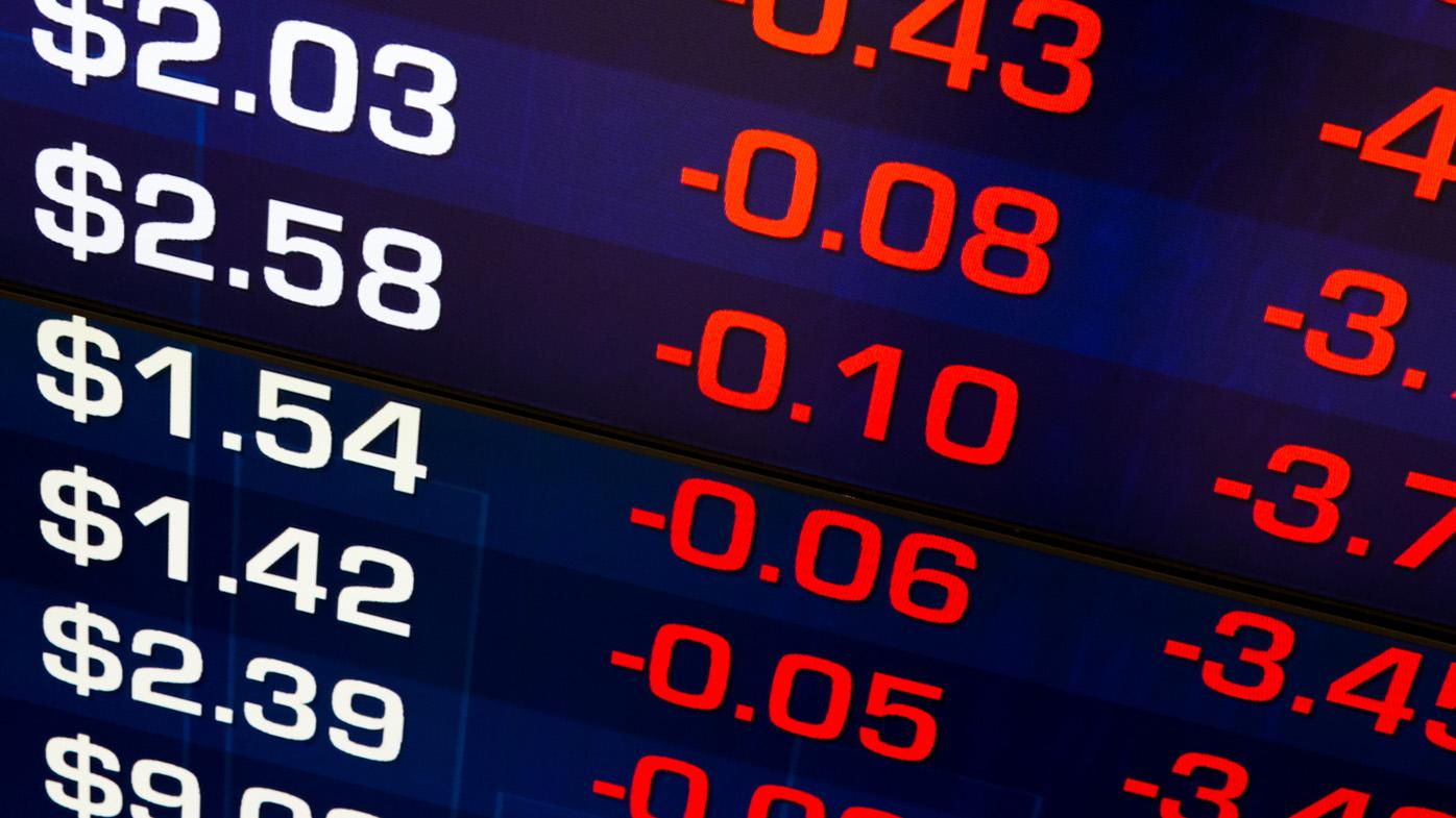Australian shares are set to edge higher.
