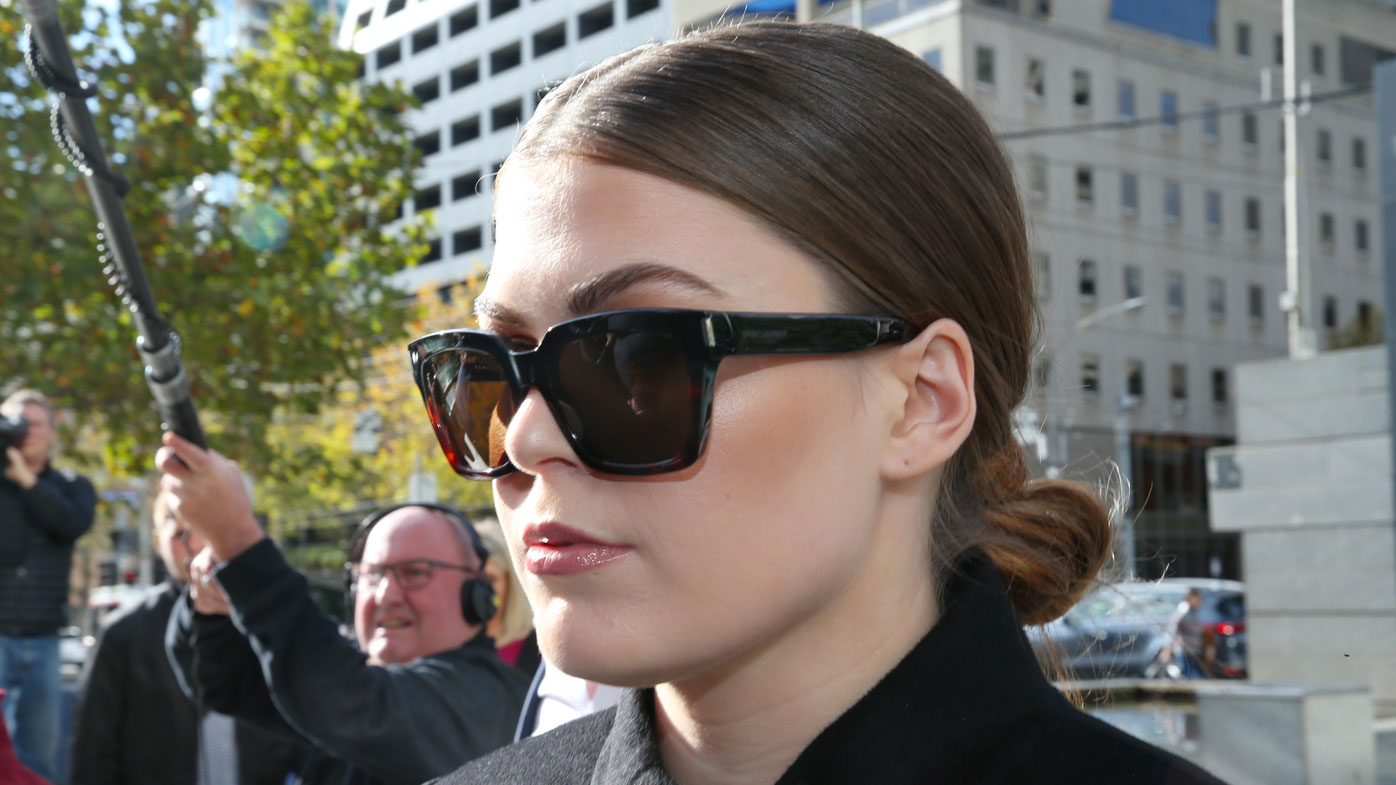 Cancer fraudster Belle Gibson back in court over failure to pay fines