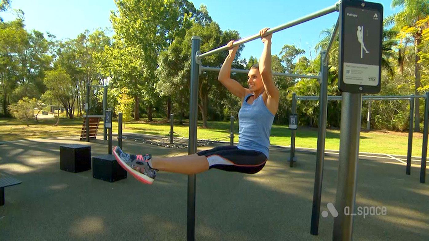 Outdoor Gymnastic Rings Outdoor Ideas