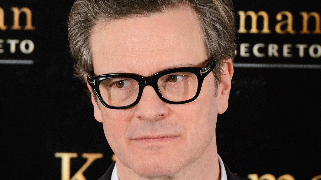 Actor Colin Firth at t...