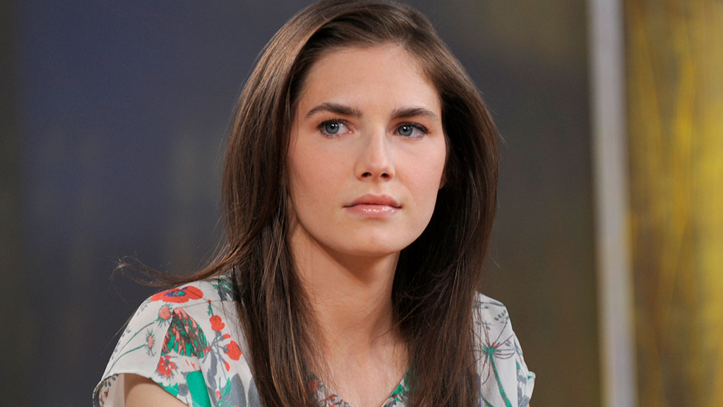 Amanda Knox: 'I had to let go of love in prison'